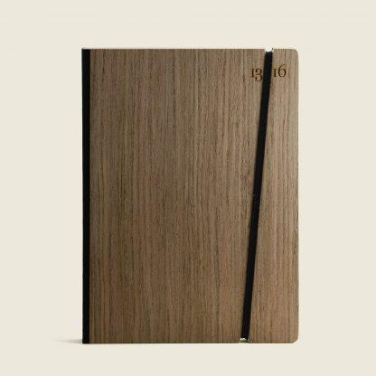 taccuino 13/16 legno