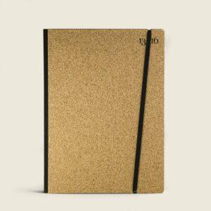 13/16 cork notebook