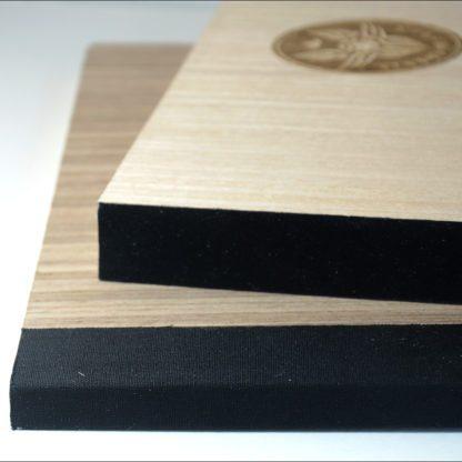 dorsi e copertine in legno