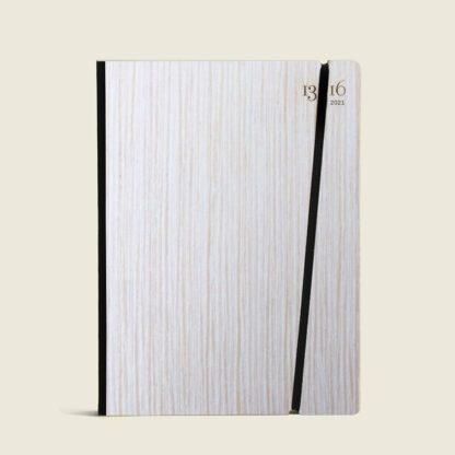 customizable diary in wood