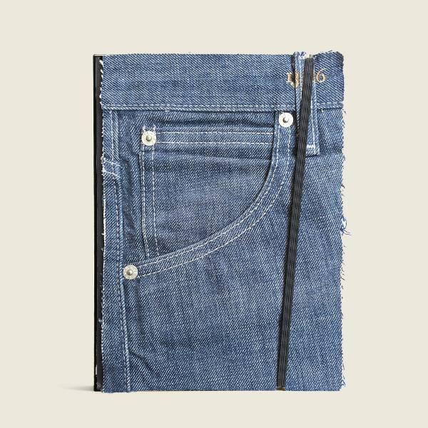 agenda personalizzabile con copertina in Jeans