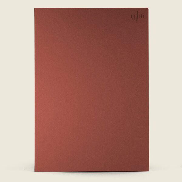 A4 sketchbook