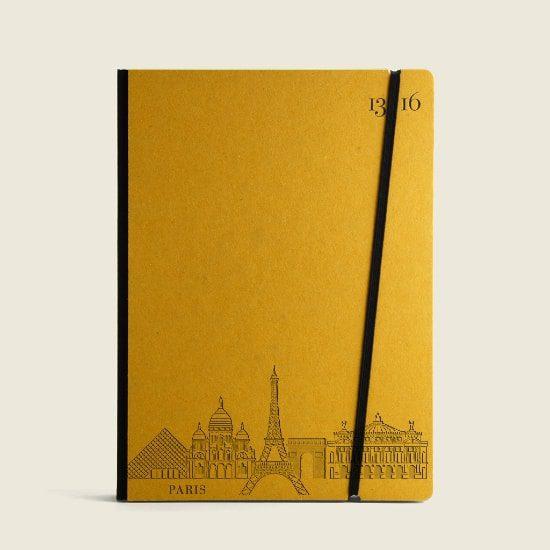 notebook personalizzato a tema parigi